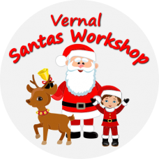 Vernal Santas Workshop 9x8 Booth Space 2019 - Middle School